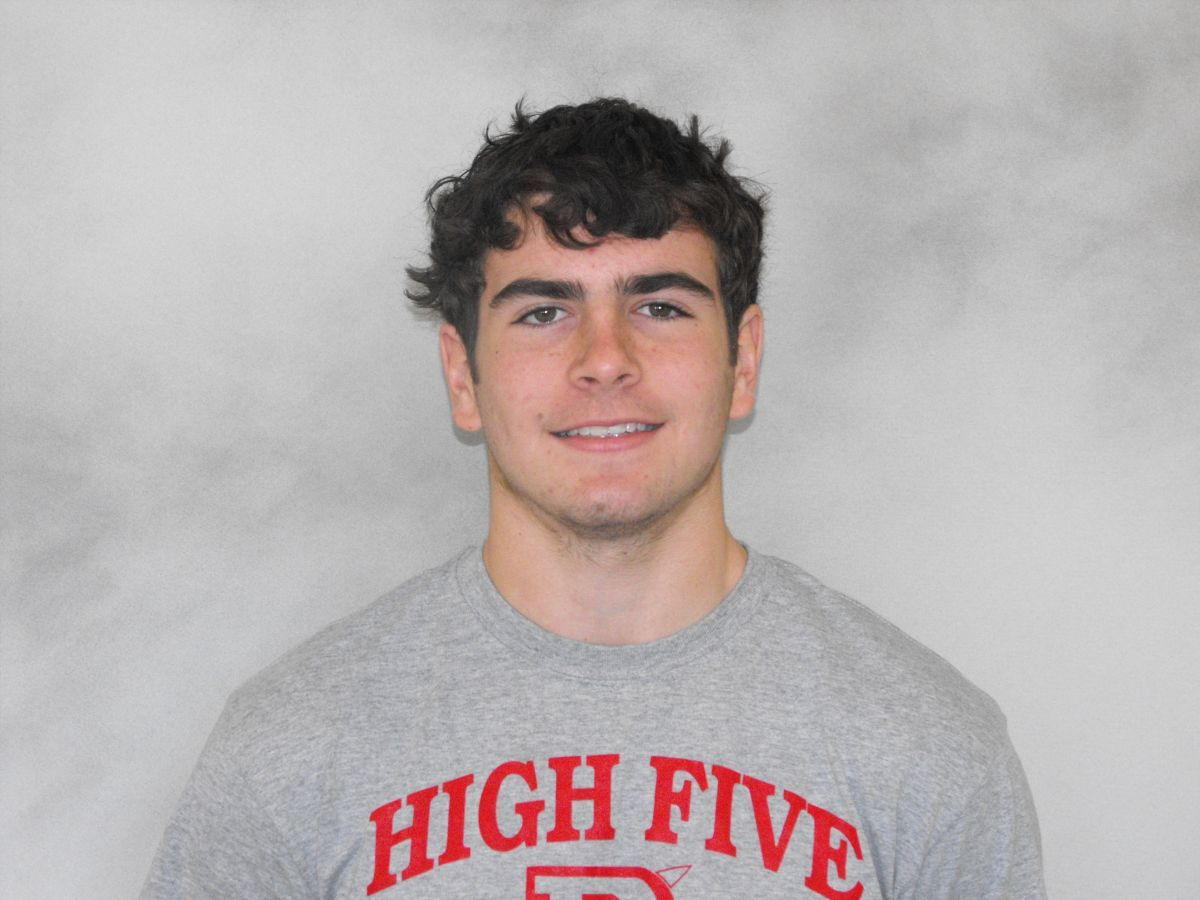 This Weeks High Five: Christian Trauger