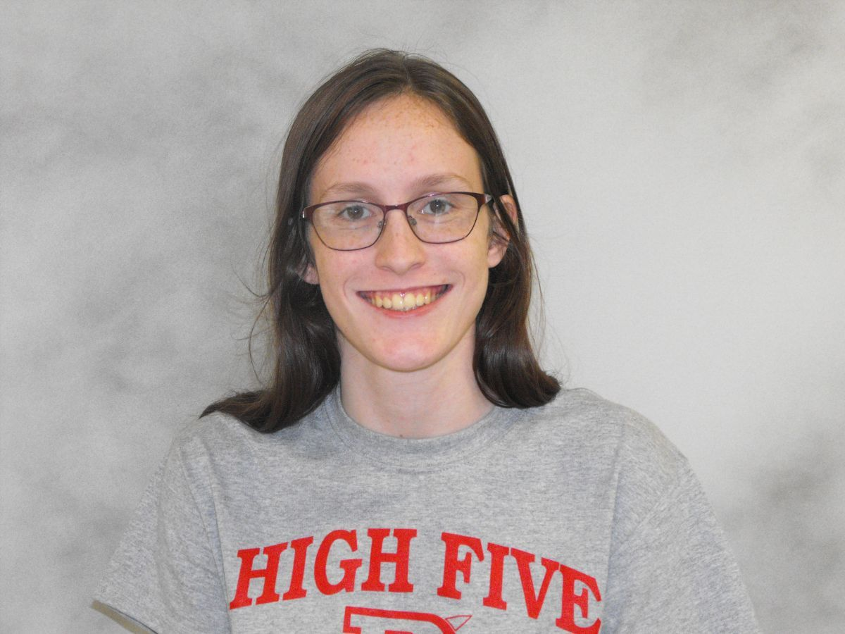 This Weeks High Five: Autumn Hendrickson