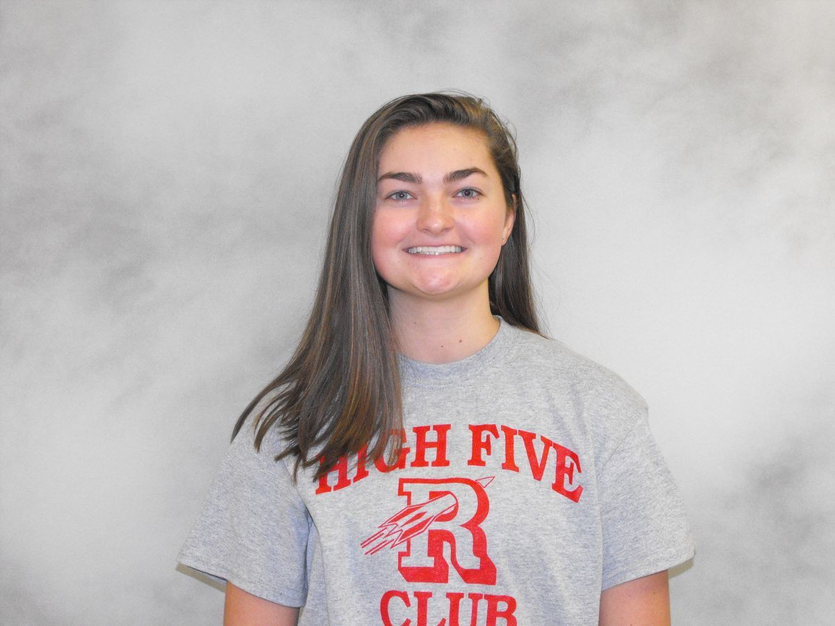 This Weeks High Five: Catherine Mullin