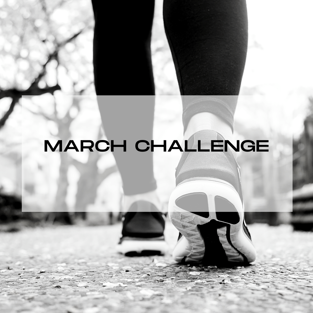 The March Community Challenge