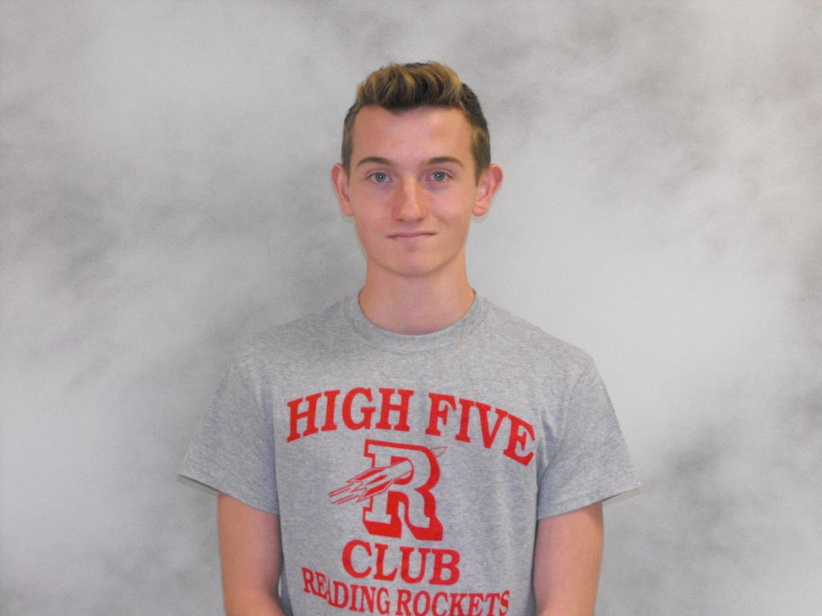 This Weeks High Five: William Ryan