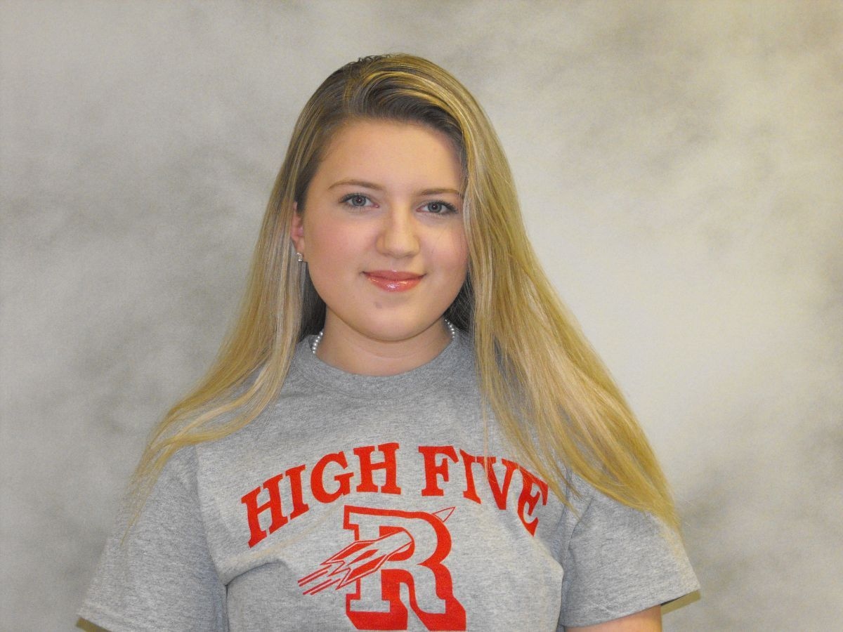 This Weeks High Five: Sarah Murphy